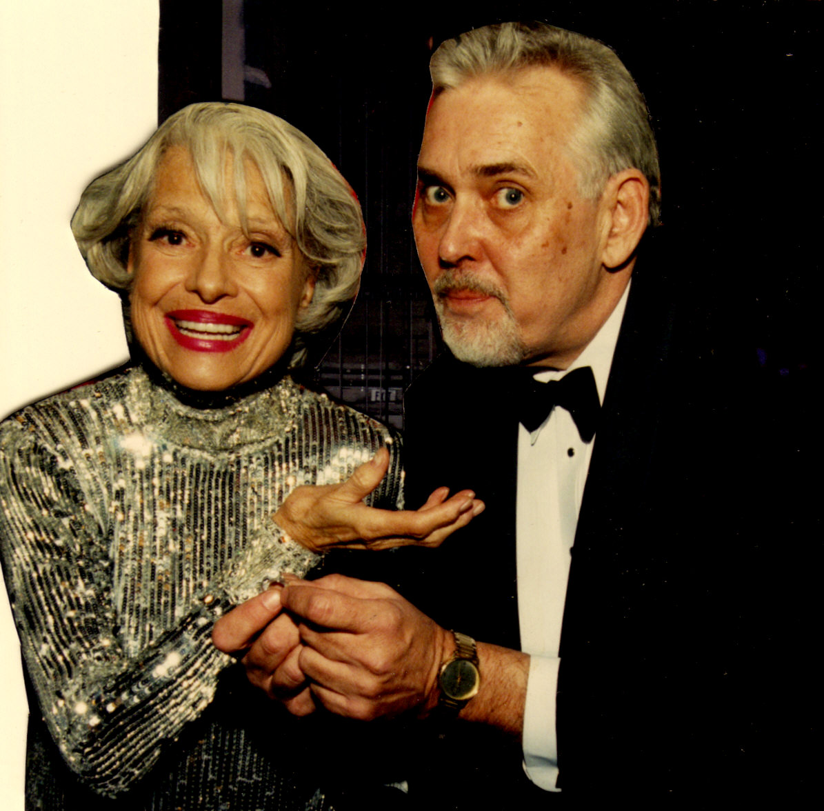 carol channing jim brochu