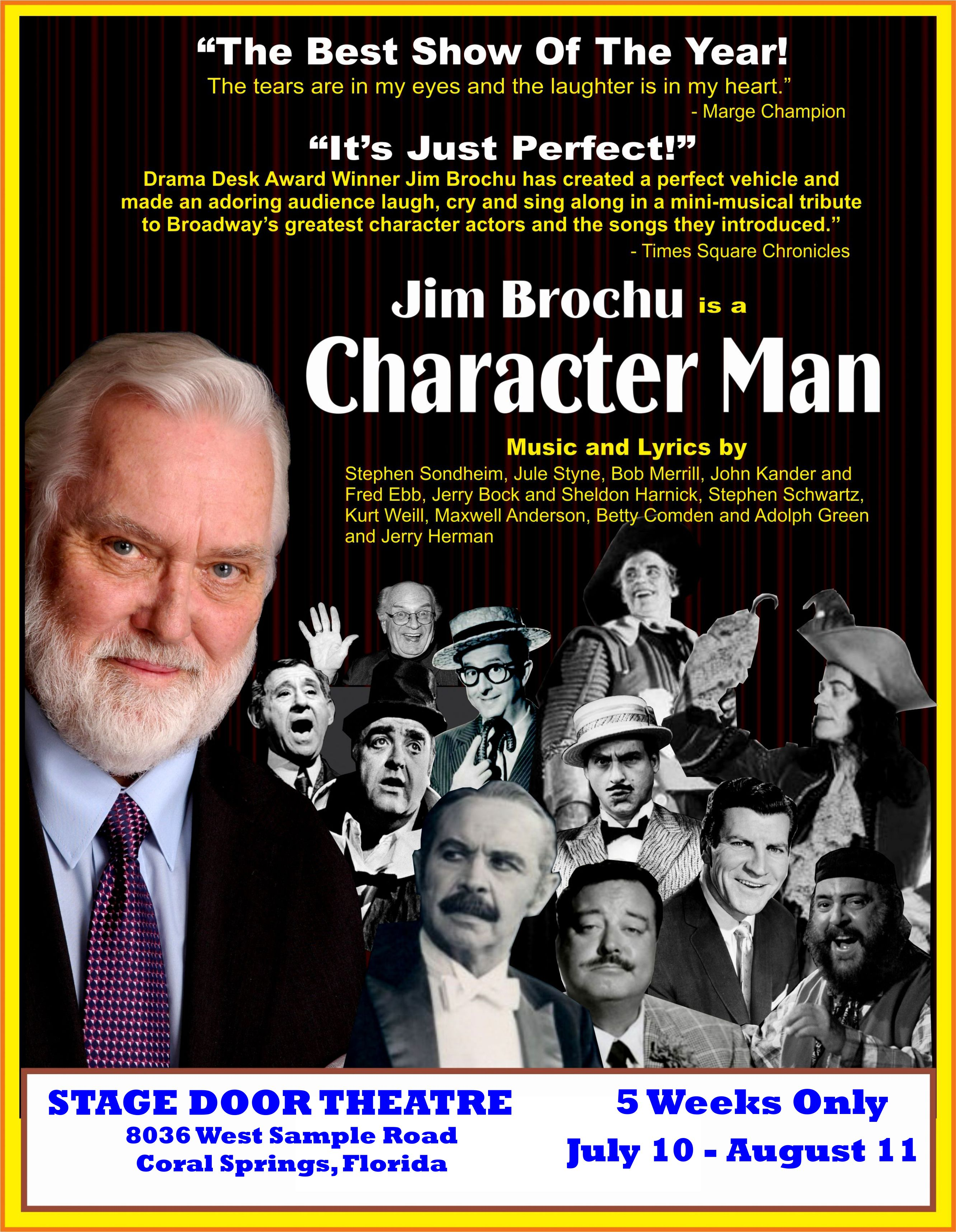 character man broward stage door theatre