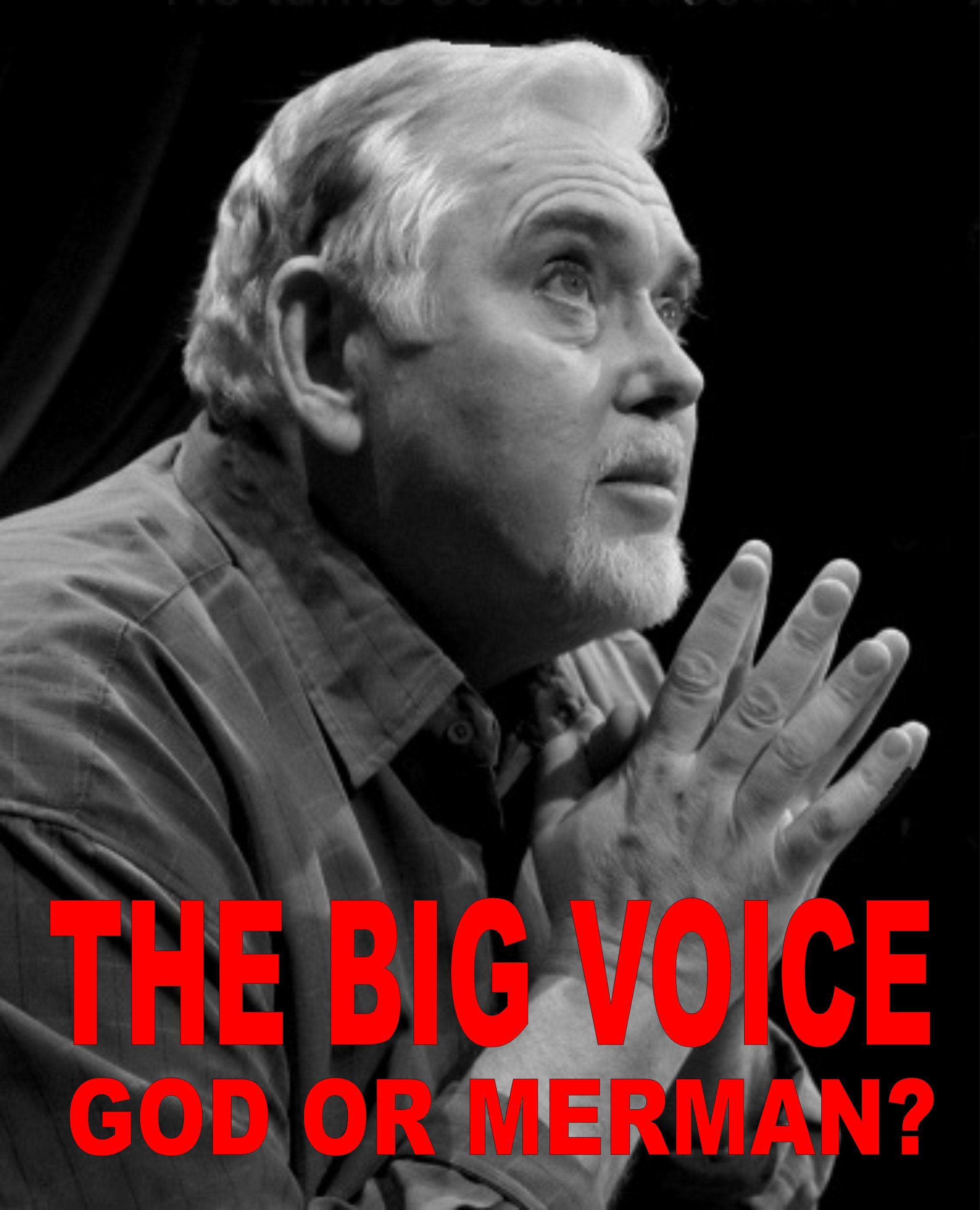 the big voice god or merman